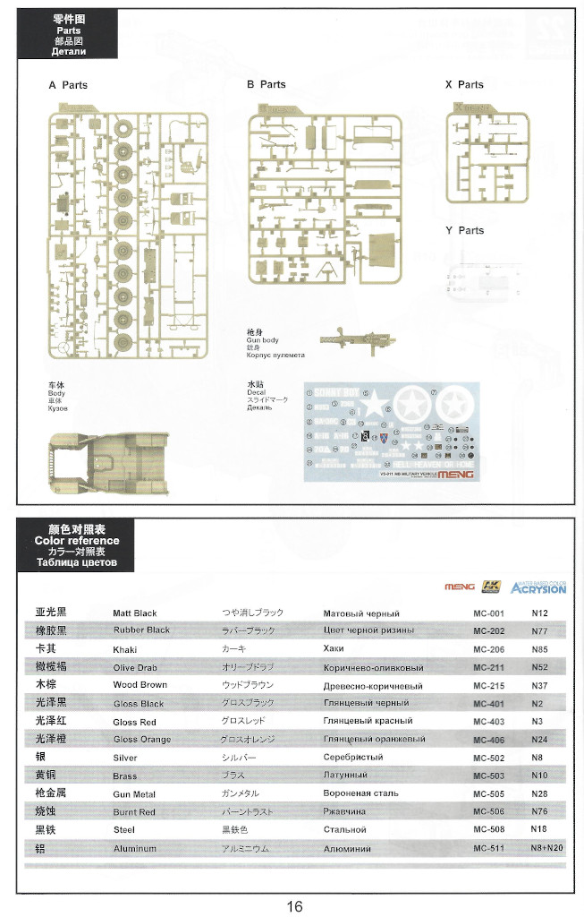 Anleitung17 MB Military Vehicle 1:35 Meng (#VS-011)
