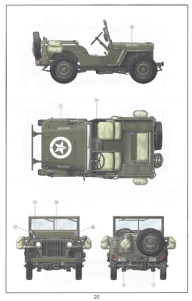 Anleitung21 MB Military Vehicle 1:35 Meng (#VS-011)