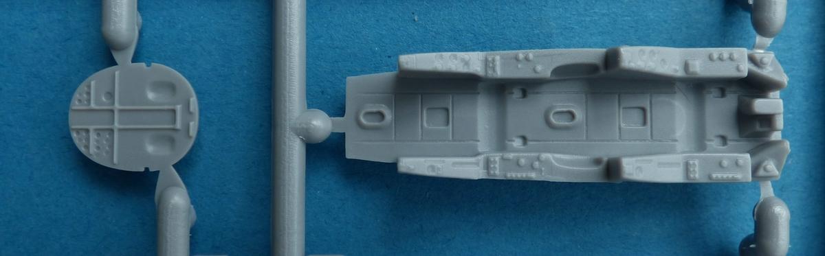 """Arma-Hobby-70001-TS-11-Iskra-DeLuxe-7 TS-11 bis DF """"Iskra"""" von Arma Hobby Deluxe-Set in 1:72 #70001"""