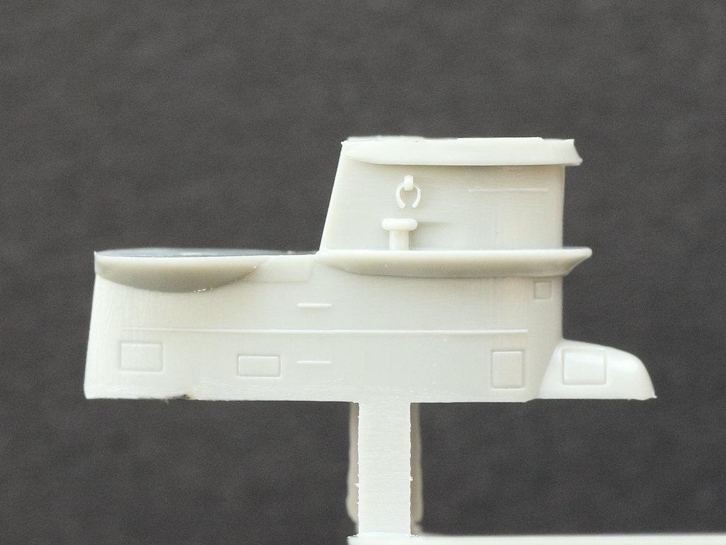C2 DKM Navy Type VII-C U-Boat Hobby Boss 1:350 (#83505)