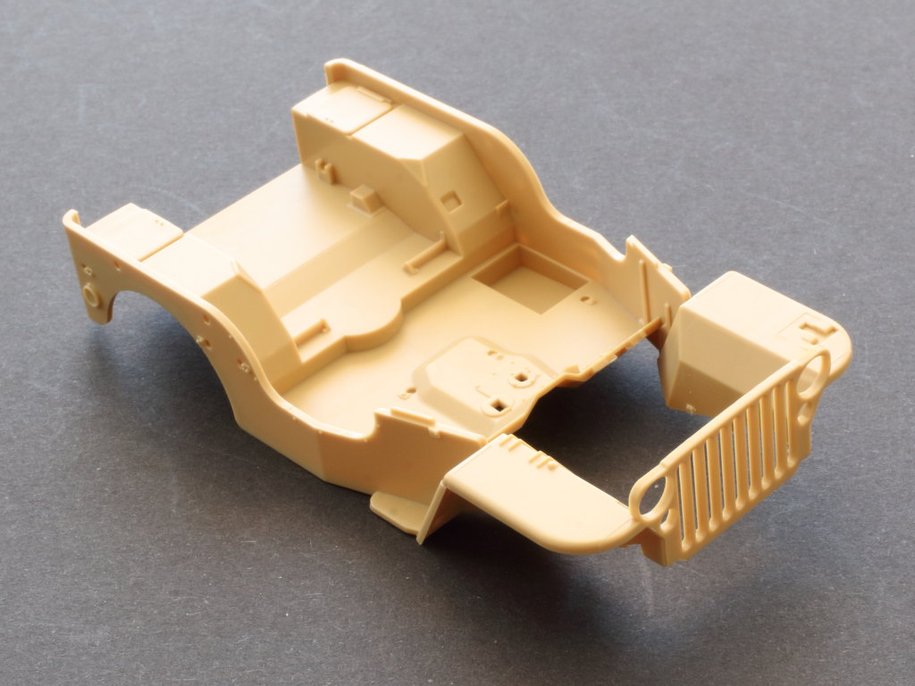 Chassis2 MB Military Vehicle 1:35 Meng (#VS-011)