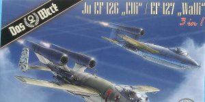 Junkers EF 126 / 127 Elli / Walli in 1:32 von Das Werk #DW32001