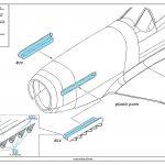 Eduard-648344-P-51D-exhaust-stack-with-fairing-for-Airfix-4-150x150 Eduard Zubehör für die P-51D in 1:48 von Airfix Teil 2