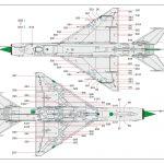 Eduard-7453-MiG-21MF-WEEKEND-Bauanleitung-19-150x150 MiG-21MF in 1:72 von Eduard als WEEKEND-Edition #7453