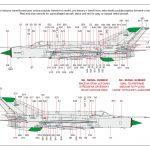 Eduard-7453-MiG-21MF-WEEKEND-Bauanleitung-20-150x150 MiG-21MF in 1:72 von Eduard als WEEKEND-Edition #7453
