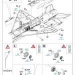 Eduard-7453-MiG-21MF-WEEKEND-Bauanleitung-8-150x150 MiG-21MF in 1:72 von Eduard als WEEKEND-Edition #7453