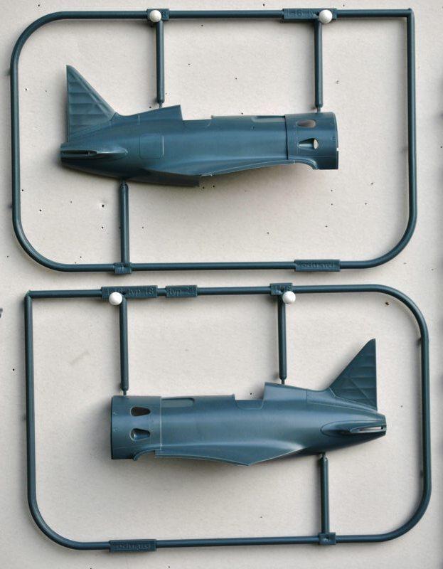 Eduard-8149-I-16-26 Polikarpov I-16 Typ 24 (Eduard 8149)