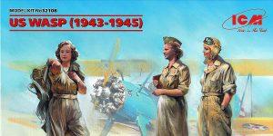 US WASP (1943-1945) in 1:32 von ICM # 32108