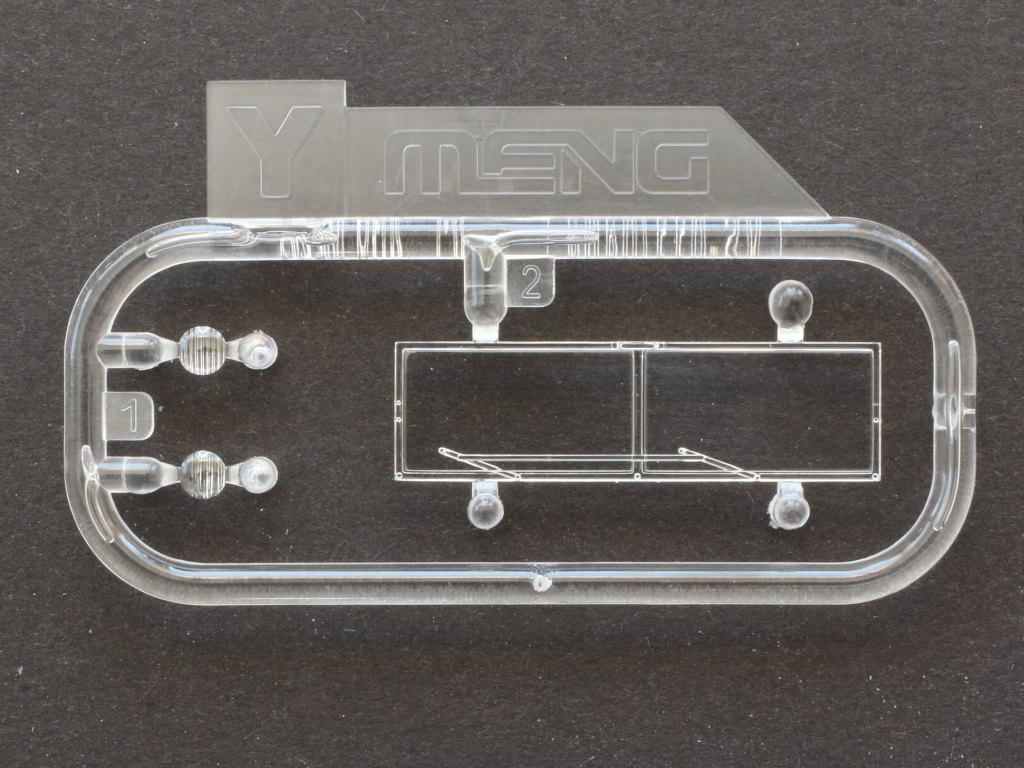 Klarsichtteile MB Military Vehicle 1:35 Meng (#VS-011)