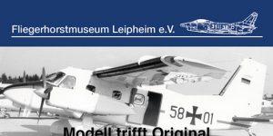 """""""Modell trifft Original"""" 2020 in Leipheim abgesagt"""