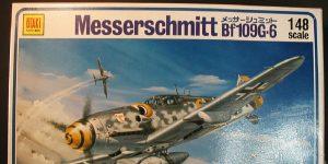 Messerschmitt Bf 109 G-6 in 1:48 von Otaki #OT-9156