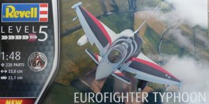 "Revells Eurofighter ""Baron Spirit"" in 1:48 #03848"