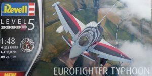 """Revells Eurofighter """"Baron Spirit"""" in 1:48 #03848"""