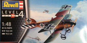 Albatros D.III in 1:48 von Revell # 04973