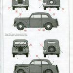 Review_ICM_Kadett_Saloon_30-150x150 Wehrmacht Personnel Cars (Opel) - ICM 1/35