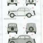 Review_ICM_Kadett_Saloon_31-150x150 Wehrmacht Personnel Cars (Opel) - ICM 1/35