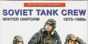 Soviet Tank Crew Winter Uniform 1970 – 80s – MiniArt 1/35