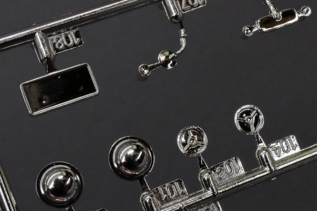 Review_Revell_49_Mercury_3in1_62 '49 Mercury Custom Coupe - Revell 1/25