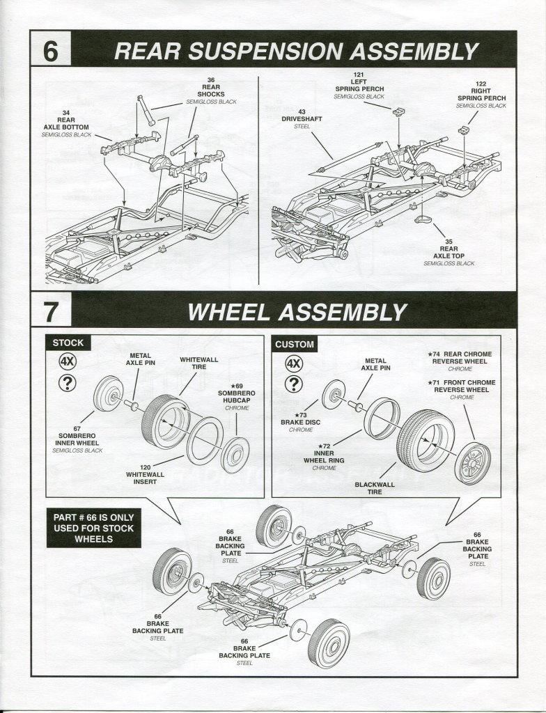 Review_Revell_49_Mercury_3in1_78 '49 Mercury Custom Coupe - Revell 1/25