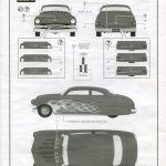 Review_Revell_49_Mercury_3in1_85-150x150 '49 Mercury Custom Coupe - Revell 1/25