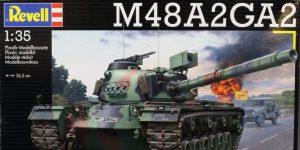 M48 A2GA2 – Revell 1/35