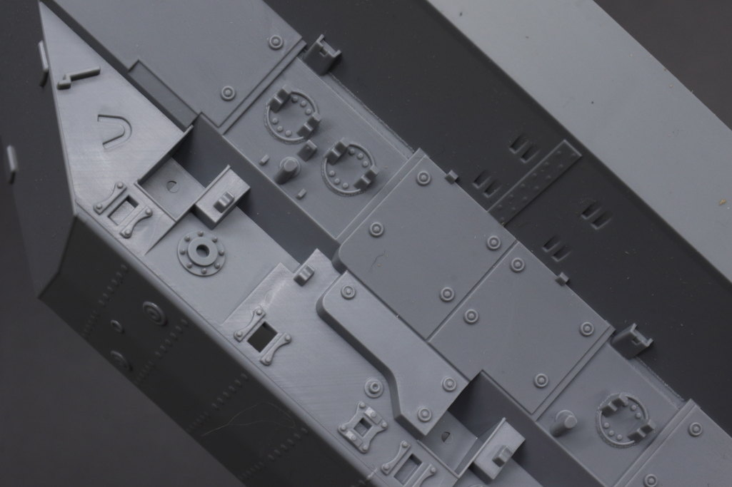 "Review_Zvezda_Bumerang_04 Russian 8x8 APC ""BUMERANG"" - Zvezda 1/35"