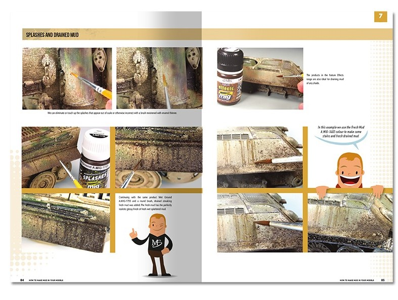 AMMO-Modelling-school-How-to-make-mud-in-your-models-5 Modelling school: How to make mud in your models #AMIG 6210