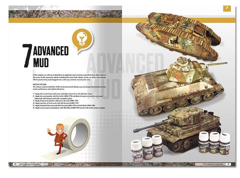 AMMO-Modelling-school-How-to-make-mud-in-your-models-6 Modelling school: How to make mud in your models #AMIG 6210