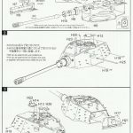 "Anleitung06-150x150 Modelcollect UA35012 German Heavy Tank E-75 mit 12,8cm L/55 ""Tiger III"" 1:35"