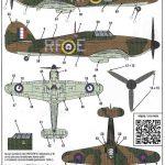 Arma-Hobby-70020-Hurricane-Mk.-I-5-150x150 Hawker Hurricane Mk. I in 1:72 von Arma Hobby #70020