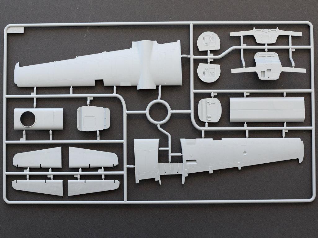 B Douglas A-26С-15 Invader ICM 1:48 (#48283)