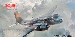 Douglas A-26С-15 Invader ICM 1:48 (#48283)
