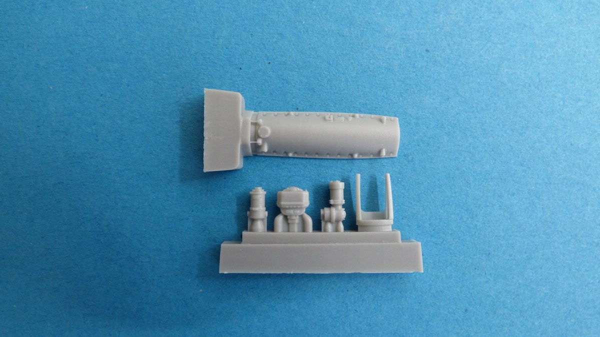 CMK-4386-Siebel-204-Aero-C-3-Engine-18 Siebel Si 204 / Aero C-3 Engines in 1:48 von CMK #4386