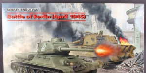 ICM DS3506, Battle of Berlin (April 1945) 1:35