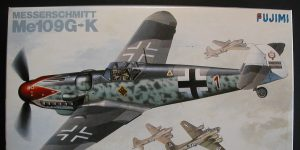 """""""Es muss nicht immer Eduard sein"""" – heute: Bf 109 G-K von Fujimi"""