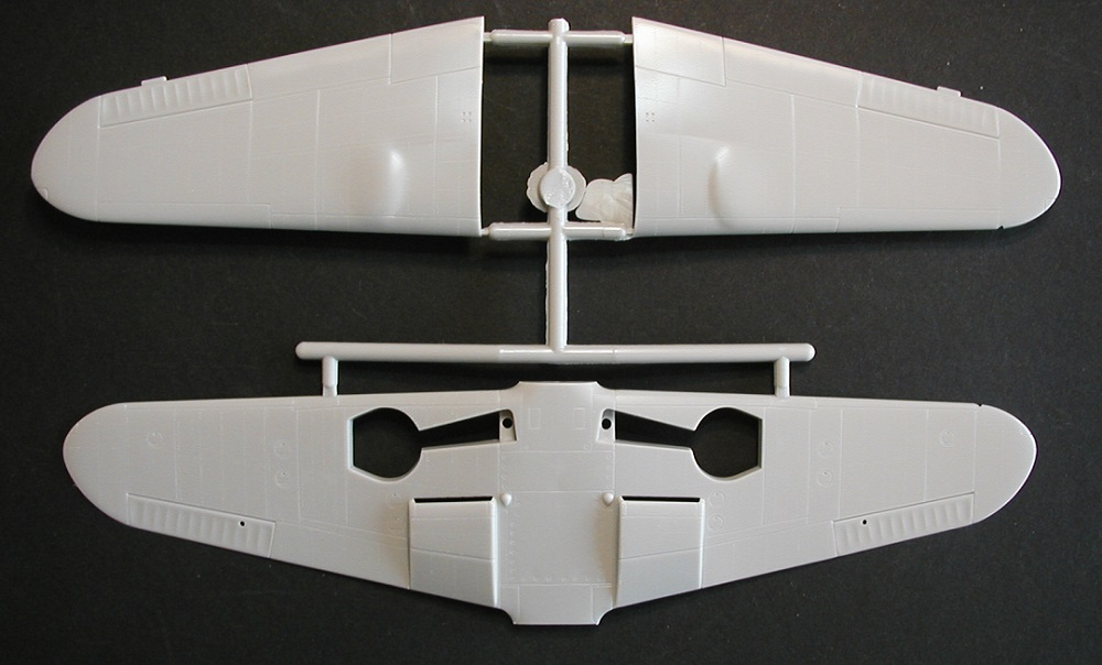 """Fujimi-P-1-Messerschmitt-Bf-109-G-K-17 """"Es muss nicht immer Eduard sein"""" - heute: Bf 109 G-K von Fujimi"""