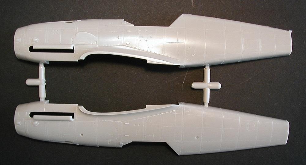 """Fujimi-P-1-Messerschmitt-Bf-109-G-K-20 """"Es muss nicht immer Eduard sein"""" - heute: Bf 109 G-K von Fujimi"""