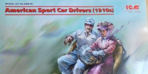 American Sport Car Drivers in 1:24 von ICM # 24014