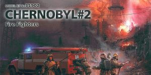Chernobyl 2 – Zil 131 and Firefighters in 1:35 von ICM #35902
