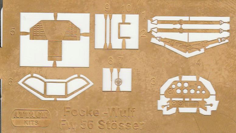 Plastic-Planet-48-005-FW-56-Stößer-17 Focke Wulf FW 56 Stößer in 1:48 PlasticPlanet #48005