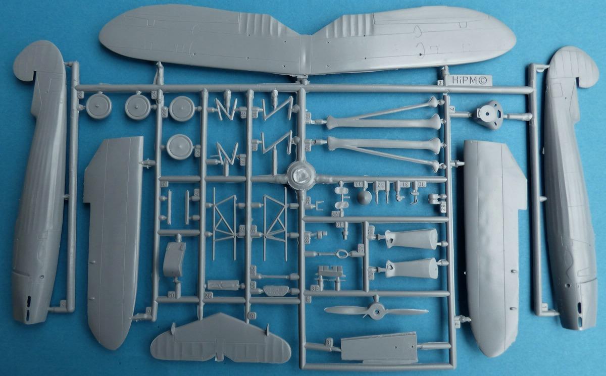 Plastic-Planet-48-005-FW-56-Stößer-4 Focke Wulf FW 56 Stößer in 1:48 PlasticPlanet #48005