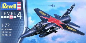 Mirage F.1C / CT in 1:72 von Revell #04971