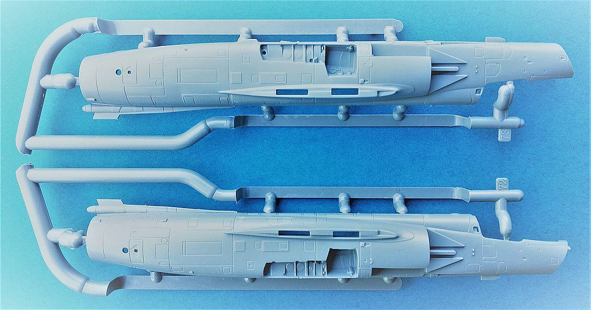 REvell-04971-Mirage-F1C-CT-23 Mirage F.1C / CT in 1:72 von Revell #04971