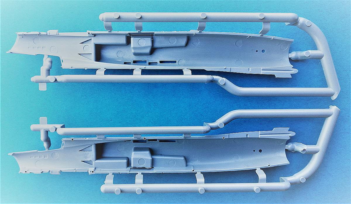 REvell-04971-Mirage-F1C-CT-24 Mirage F.1C / CT in 1:72 von Revell #04971