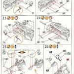 Revell-04971-Mirage-F1C-Bauanleitung-7-150x150 Mirage F.1C / CT in 1:72 von Revell #04971