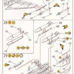 Revell-04971-Mirage-F1C-Bauanleitung-8-150x150 Mirage F.1C / CT in 1:72 von Revell #04971