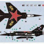 Revell-04971-Mirage-F1C-Bauanleitung-9-150x150 Mirage F.1C / CT in 1:72 von Revell #04971