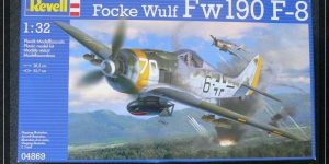 FW 190 F-8 von Revell (1:32)