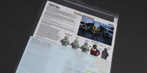 Decalset USN Deck Crew / Vehicles – Fightertown Decals 1/48