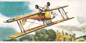 Kit-Archäologie: DH 82 Tiger Moth in 1:48 von Smer #111